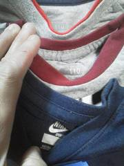 NIKEナイキNIKE長袖Tシャツ110サイズ3枚まとめ売り