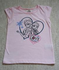JUNKSTORE☆アナ雪のTシャツ☆size110