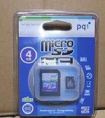 送料82円〜 マイクロSD 4GB iPhoneなどスマホに
