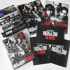 Blu-ray【豪華版】HiGH & LOW THE MOVIEV.I(BIGBANG)岩田剛典