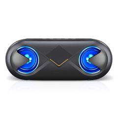 Bluetooth スピーカー pc 高音質 重低音 充電式大音量