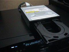 TOSHIBA RD-S303/S503他用 換装DVDドライブ
