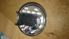 電池式LEDホイールマーカーユニット。デコトラ!レトロ