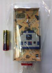 新品☆未開封♪スターウォーズ ラバーストラップ(R2-D2)
