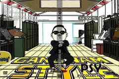 サイ(PSY) プロモ PV 江南スタイル Gangnam Style 42分!高画質