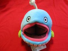 限定 千葉ロッテマリーンズ 謎の魚 ぬいぐるみ 非売品 未使用