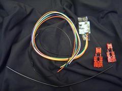 ドアミラー自動格納キット ヴィッツ KSP/NSP/NCP130系
