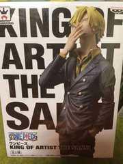 ワンピース KING OF ARTIST THE SANJI 新品未開封