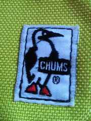 CHUMS チャムス コインケース エコラウンド 財布 イエロー 小銭入れ
