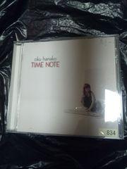レンタル版 奥華子 Time Note OKU HANAKO