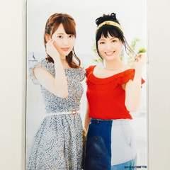 AKB48  #好きなんだ ヨドバシカメラ特典写真 宮脇咲良 北原里英