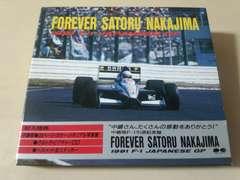CD「フォーエヴァー中島悟1991 F-1 JAPANESE GP」廃盤●