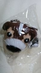 THE DOG×モノコムサ 犬ボールチェーンキーホルダー シェットランドシープドッグ シェルティ新品