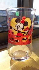 KIRINノベルティディズニーキャラクターグラスミニーマウス