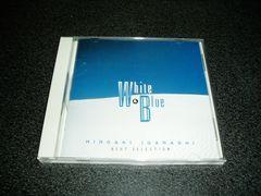 CD「五十嵐浩晃/ベストセレクション~ホワイト&ブルー」91年盤