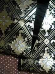 帯(金刺繍)