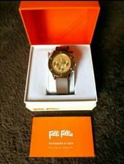 限定 レア 新品 高級 フォリフォリ レディース 腕時計 ブランド