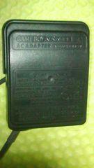 中古GBASP/初期DS ACアダプター