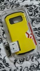 ドコモ(Galaxy S6 Edge★SC-04G)新品スマホカバー♪黄色イエロー