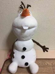 ディズニー アナと雪の女王 オラフ ビックぬいぐるみ クリスマス
