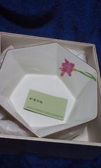香蘭社 6角鉢