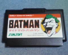 鬼レアFC:ダイナマイトバットマン(アメリカンコミックヒーローアクション)♪