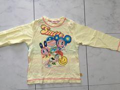 MINI-K長袖Tシャツ☆100cm