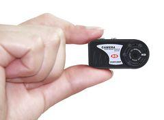 赤外線 ライト 暗視機能付き 小型 ムービーカメラ
