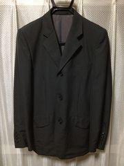 アバハウス セットアップ スーツ Sサイズ1 細身 黒色 日本製 ジャケット+パンツ 上下
