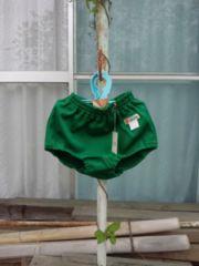 ブルマ緑4