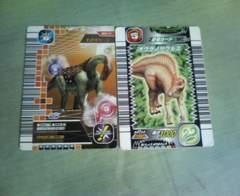 恐竜キングのカード