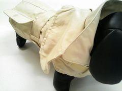 送---円~15kg20kg犬服トレンチコート2ポケットL愛犬散歩doggy