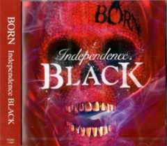 ◆BORN 【Independence BLACK -通常盤-】 BEST CD 新品