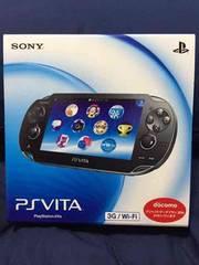 送料込み 新品未開封 PlayStation Vita 3G/Wi-Fiモデル PSVITA