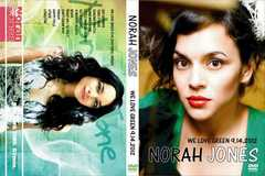 NORAH JONES WE LOVE GREEN IN PARIS 2012 ノラジョーンズ