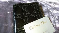 【990円スタート】難あり  Diorディオール  財布 Gカード有り