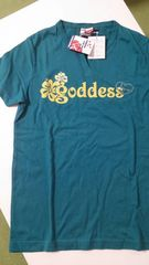 【新品・タグ付】SURF GIRL 半袖Tシャツ Lサイズ