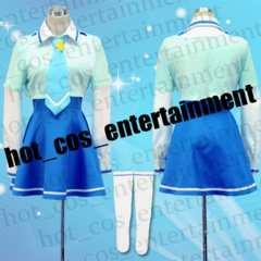スマイルプリキュア ◆ 青木れいか 制服◆ コスプレ衣装