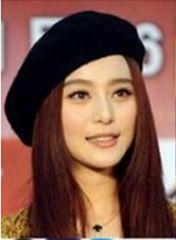 ★特別★300円大人気★ベレー帽★ハットファション帽★黒