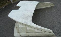 ハイエース100系バニングホットロッド製希少ルーフスポイラー