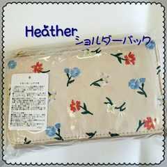 Heather ☆ 刺繍 チェーンバック * ショルダー