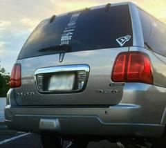03y〜 Lincolnリンカーン Navigatorナビゲーター ヒッチカバー