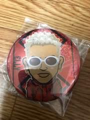 J.S.B. 赤Ver. 三代目J Soul Brothers ELLY モバイル缶バッジ