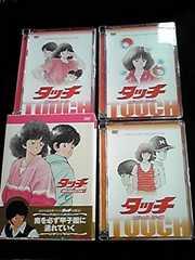 タッチ DVD Collection 6枚組 あだち充 野球漫画 BOX 即決