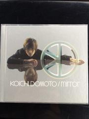 堂本光一 cd 初回生産限定盤 ブックレット付き 限定 美品 送料込み