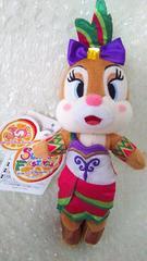 ディズニー トロピカル サマーフェスティバル 2012 ぬいぐるみバッジ クラリス