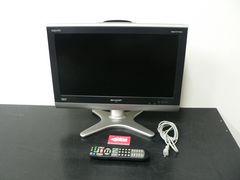 SHARP 20V型 液晶テレビAQUOS LC-20E5