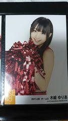 SKE48 写真 コスプレ衣装「チアガール」セット 木崎ゆりあ
