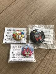 BREEZE新品3個まとめ売り缶バッジ