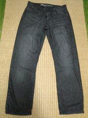 LRG ブラックジーンズ 34
